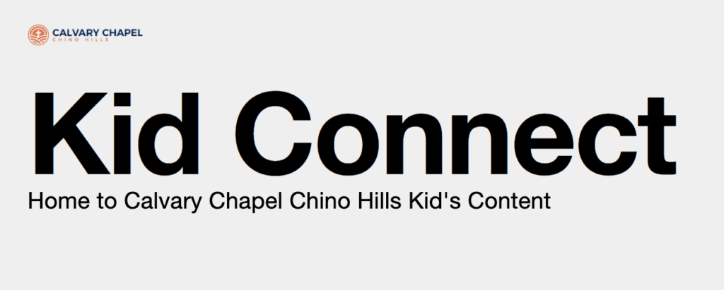 CCCH Kid Connect